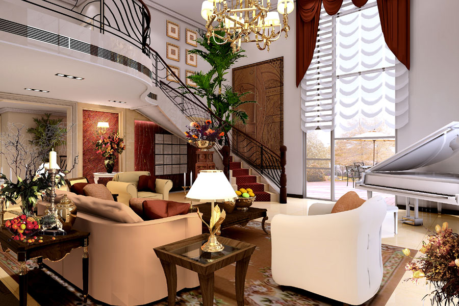 architectural 3D rendering - perspective, Vancouver architectural 3D rendering
